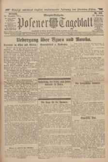 Posener Tageblatt. Jg.53, Nr. 599 (23 Dezember 1914) + dod.