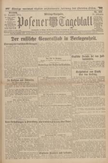 Posener Tageblatt. Jg.53, Nr. 600 (23 Dezember 1914)