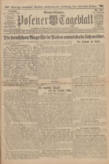 Posener Tageblatt. Jg.53, Nr. 605 (29 Dezember 1914) + dod.