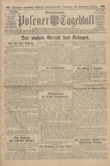 Posener Tageblatt. Jg.53, Nr. 606 (29 Dezember 1914)