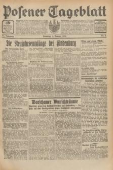 Posener Tageblatt. Jg.71, Nr. 3 (5 Januar 1932) + dod.