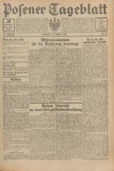 Posener Tageblatt. Jg.71, Nr. 13 (17 Januar 1932) + dod.