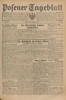 Posener Tageblatt. Jg.71, Nr. 23 (29 Januar 1932) + dod.