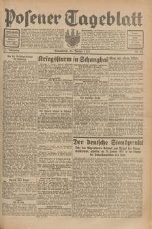 Posener Tageblatt. Jg.71, Nr. 24 (30 Januar 1932) + dod.