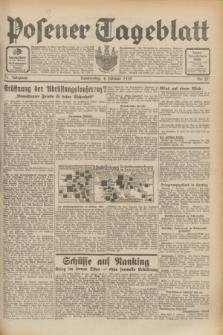 Posener Tageblatt. Jg.71, Nr. 27 (4 Februar 1932) + dod.
