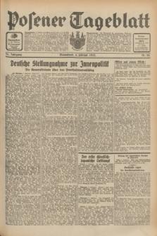 Posener Tageblatt. Jg.71, Nr. 29 (6 Februar 1932) + dod.