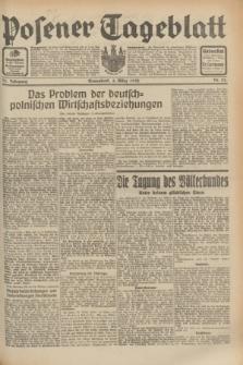 Posener Tageblatt. Jg.71, Nr. 53 (5 März 1932) + dod.