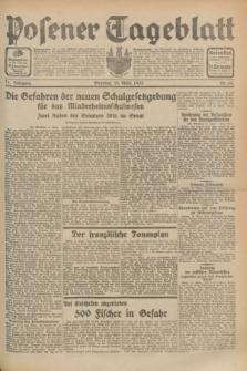 Posener Tageblatt. Jg.71, Nr. 60 (13 März 1932) + dod.