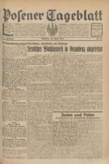 Posener Tageblatt. Jg.71, Nr. 90 (20 April 1932) + dod.
