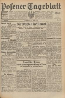 Posener Tageblatt. Jg.71, Nr. 103 (7 Mai 1932) + dod.