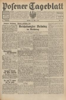 Posener Tageblatt. Jg.71, Nr. 108 (13 Mai 1932) + dod.