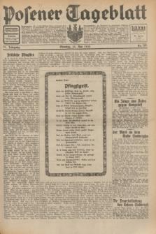 Posener Tageblatt. Jg.71, Nr. 110 (15 Mai 1932) + dod.