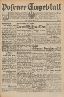 Posener Tageblatt. Jg.71, Nr. 111 (18 Mai 1932) + dod.