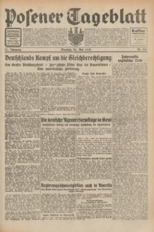 Posener Tageblatt. Jg.71, Nr. 115 (22 Mai 1932) + dod.