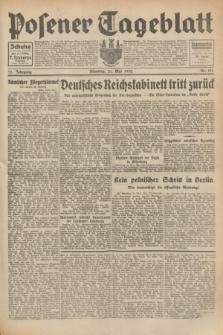 Posener Tageblatt. Jg.71, Nr. 121 (31 Mai 1932) + dod.