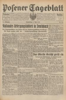 Posener Tageblatt. Jg.71, Nr. 123 (2 Juni 1932) + dod.
