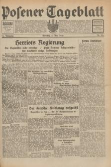 Posener Tageblatt. Jg.71, Nr. 126 (5 Juni 1932) + dod.