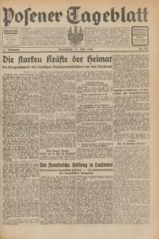 Posener Tageblatt. Jg.71, Nr. 131 (11 Juni 1932) + dod.