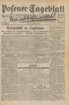 Posener Tageblatt. Jg.71, Nr. 136 (17 Juni 1932) + dod.