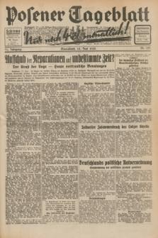 Posener Tageblatt. Jg.71, Nr. 137 (18 Juni 1932) + dod.