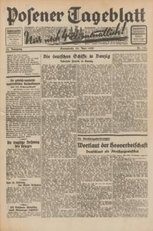 Posener Tageblatt. Jg.71, Nr. 143 (25 Juni 1932) + dod.