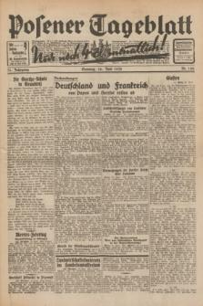 Posener Tageblatt. Jg.71, Nr. 144 (26 Juni 1932) + dod.