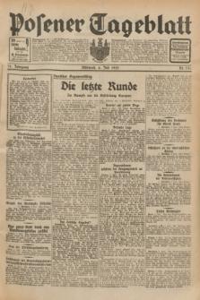 Posener Tageblatt. Jg.71, Nr. 151 (6 Juli 1932) + dod.