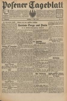 Posener Tageblatt. Jg.71, Nr. 153 (8 Juli 1932) + dod.