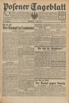 Posener Tageblatt. Jg.71, Nr. 154 (9 Juli 1932) + dod.