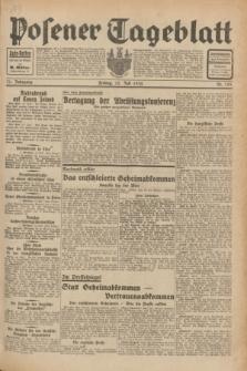 Posener Tageblatt. Jg.71, Nr. 159 (15 Juli 1932) + dod.