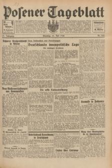 Posener Tageblatt. Jg.71, Nr. 162 (19 Juli 1932) + dod.