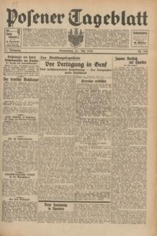 Posener Tageblatt. Jg.71, Nr. 164 (21 Juli 1932) + dod.