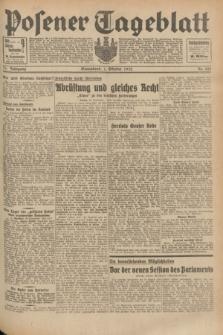 Posener Tageblatt. Jg.71, Nr. 225 (1 Oktober 1932) + dod.
