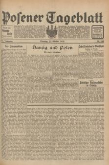 Posener Tageblatt. Jg.71, Nr. 244 (23 Oktober 1932) + dod.