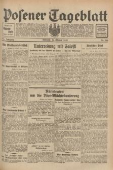 Posener Tageblatt. Jg.71, Nr. 246 (26 Oktober 1932) + dod.