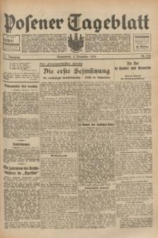 Posener Tageblatt. Jg.71, Nr. 254 (5 November 1932) + dod.