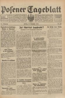 Posener Tageblatt. Jg.71, Nr. 265 (18 November 1932) + dod.