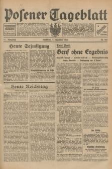 Posener Tageblatt. Jg.71, Nr. 281 (7 Dezember 1932) + dod.