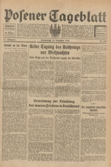 Posener Tageblatt. Jg.71, Nr. 293 (22 Dezember 1932) + dod.