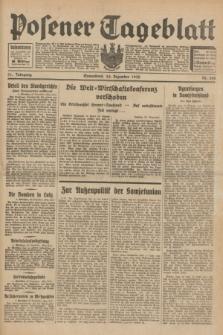 Posener Tageblatt. Jg.71, Nr. 295 (24 Dezember 1932) + dod.