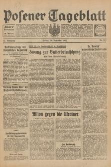 Posener Tageblatt. Jg.71, Nr. 299 (30 Dezember 1932) + dod.