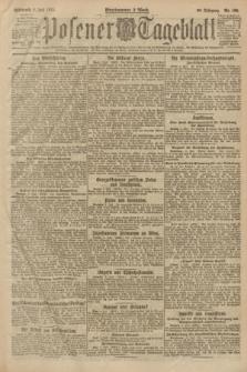 Posener Tageblatt. Jg.60, Nr. 108 (6 Juli 1921)