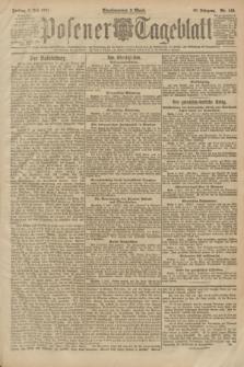Posener Tageblatt. Jg.60, Nr. 110 (8 Juli 1921)