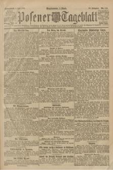 Posener Tageblatt. Jg.60, Nr. 111 (9 Juli 1921)
