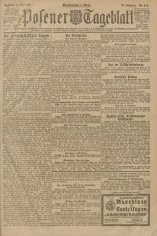 Posener Tageblatt. Jg.60, Nr. 112 (10 Juli 1921) + dod.