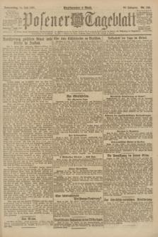Posener Tageblatt. Jg.60, Nr. 115 (14 Juli 1921)