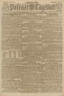Posener Tageblatt. Jg.60, Nr. 117 (16 Juli 1921)
