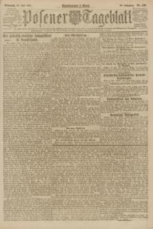Posener Tageblatt. Jg.60, Nr. 120 (20 Juli 1921)