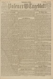 Posener Tageblatt. Jg.60, Nr. 122 (22 Juli 1921)