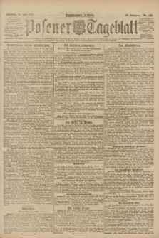 Posener Tageblatt. Jg.60, Nr. 125 (26 Juli 1921)